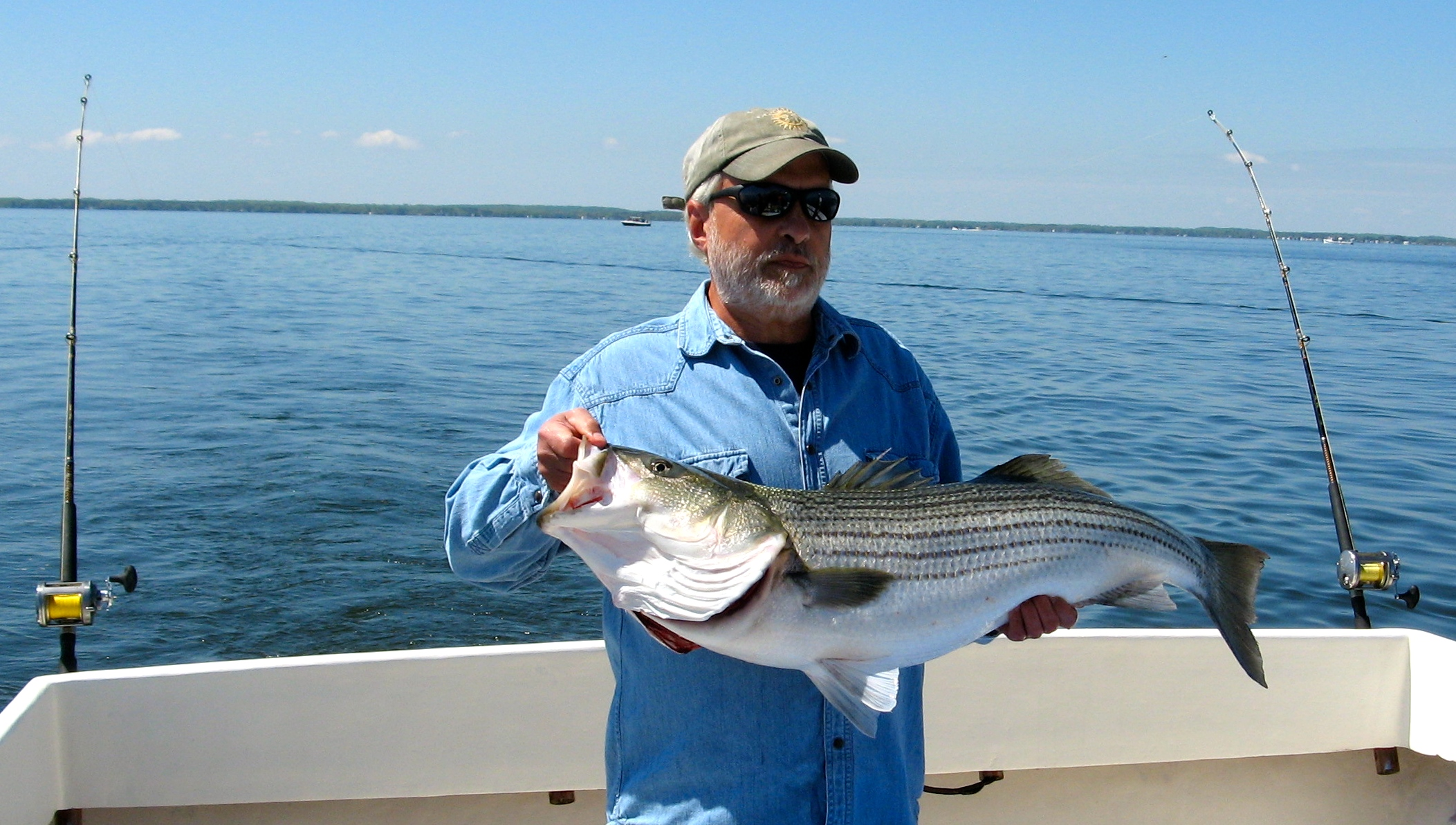 Crabbe 39 s charter fishing reports catch our latest for Chesapeake beach fishing charters